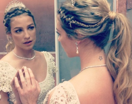 645437 Vestido de noiva de Luana Piovani fotos Vestido de noiva de Luana Piovani fotos
