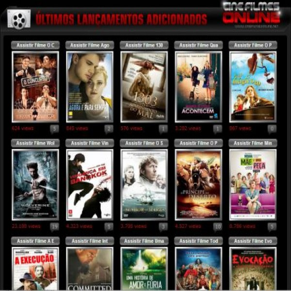 site de filme online