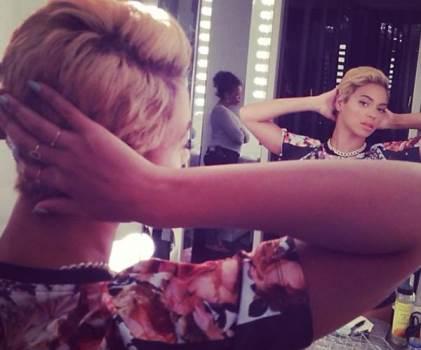 Cabelo curto de Beyoncé: fotos