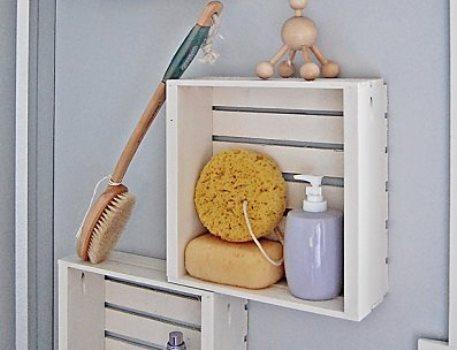 648473 Decoração de banheiro com objetos recicláveis 1 Decoração de banheiro com objetos recicláveis