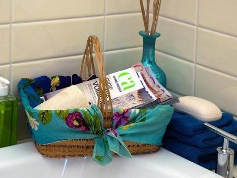 648473 Decoração de banheiro com objetos recicláveis 3 Decoração de banheiro com objetos recicláveis