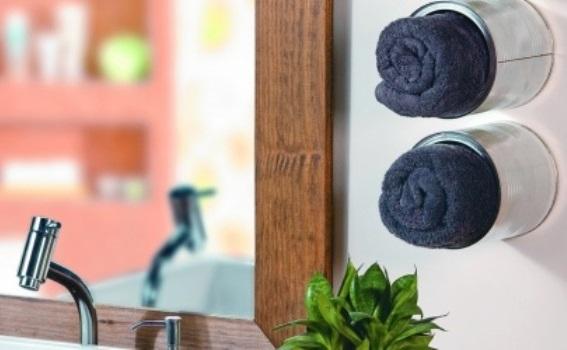 648473 Decoração de banheiro com objetos recicláveis Decoração de banheiro com objetos recicláveis