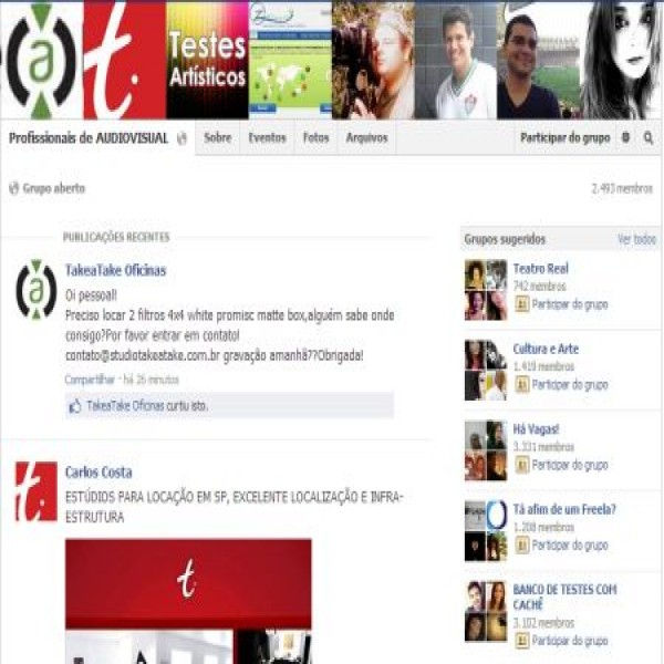 648771 como criar grupo no facebook 3 600x600 Como criar grupo no Facebook