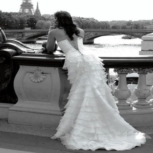 649177 Vestido de noiva com espartilho fotos modelos.1 600x600 Vestido de noiva com espartilho: fotos, modelos