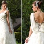 649177 Vestido de noiva com espartilho fotos modelos.2 150x150 Vestido de noiva com espartilho: fotos, modelos