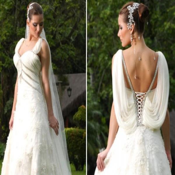 649177 Vestido de noiva com espartilho fotos modelos.2 600x600 Vestido de noiva com espartilho: fotos, modelos