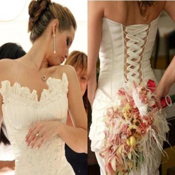 649177 Vestido de noiva com espartilho fotos modelos.3 600x600 Vestido de noiva com espartilho: fotos, modelos