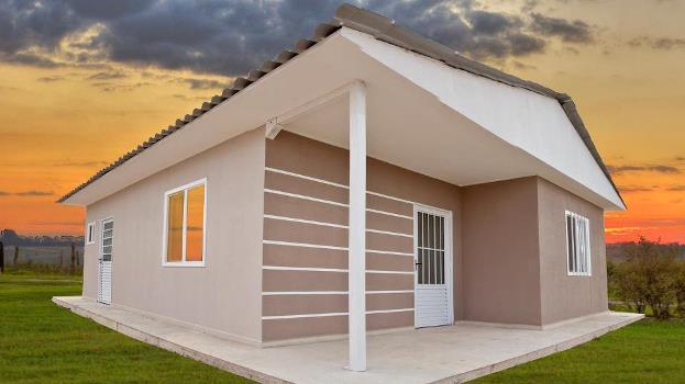 PanHouse: método que constrói casas em até 15 dias