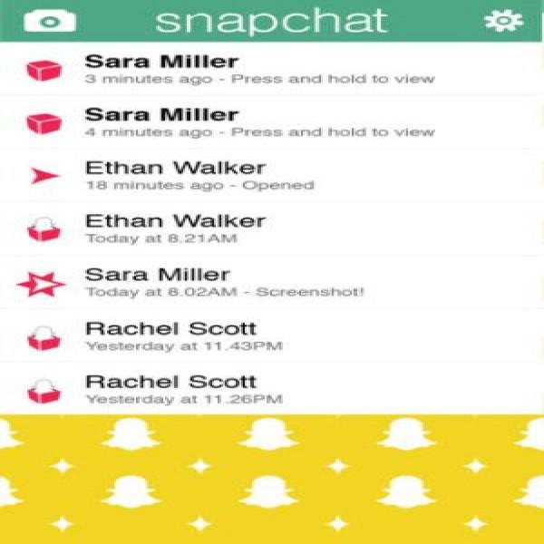 650570 como criar conta no snapchat 5 600x600 Como criar conta no Snapchat