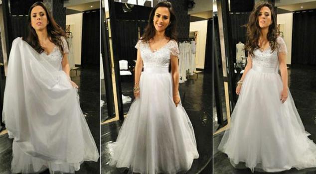 651006 Vestido de noiva de Valdirene de Amor à Vida 2 Vestido de noiva de Valdirene de Amor à Vida