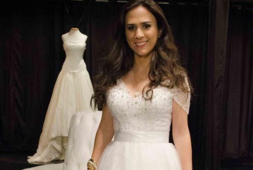 651006 Vestido de noiva de Valdirene de Amor à Vida 3 Vestido de noiva de Valdirene de Amor à Vida