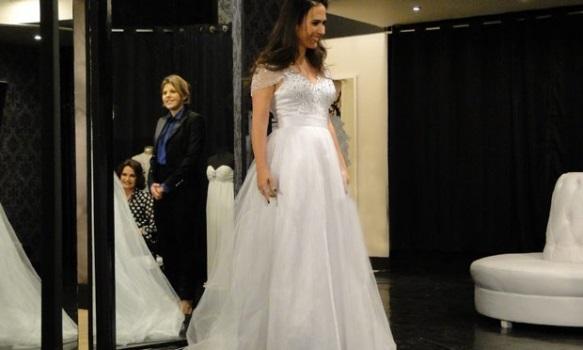 651006 Vestido de noiva de Valdirene de Amor à Vida Vestido de noiva de Valdirene de Amor à Vida