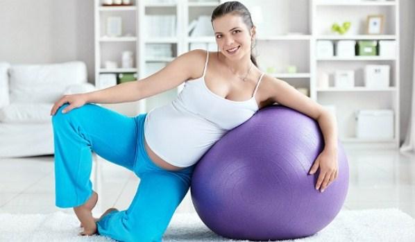 652726 Para ter um bom parto é preciso se movimentar. Foto divulgação Dicas para ter um parto tranquilo