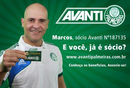 Como se tornar sócio torcedor do Palmeiras