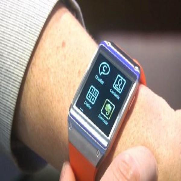 653516 galaxy gear relogio inteligente da samsung 1 600x600 Galaxy Gear: relógio inteligente da Samsung
