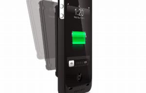 Capinha de iPhone que recarrega