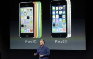 Iphone 5S e 5C: comparação
