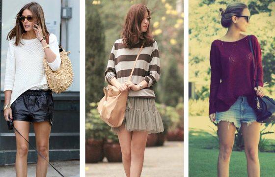 655355 As roupas de tricô podem ser usadas no verão. Foto divulgação Tricô no verão: dicas para usar