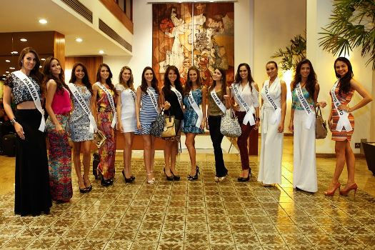 Candidatas do Miss Brasil 2013: fotos