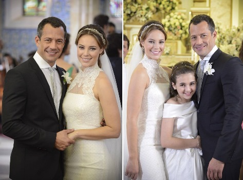 655849 Vestido de noiva de Paloma Amor à Vida Vestido de noiva de Paloma Amor à Vida