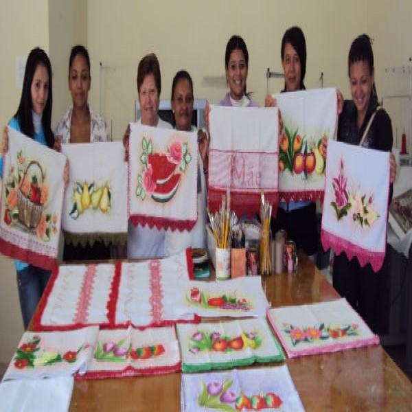 65596 curso de artesanato 600x600 Cursos Gratuitos de Artesanato em SP