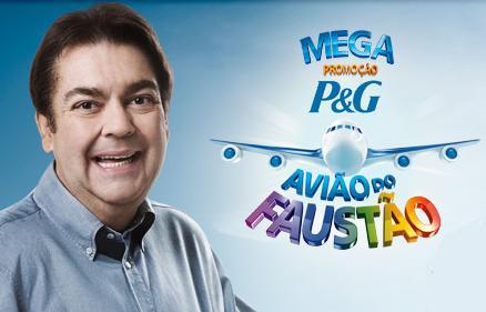 656433 promocao peg aviao campeao do faustao 03 Promoção P&G Avião Campeão do Faustão