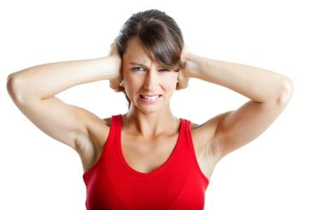 657986 A perfuração do tímpano causa dor intensa e repentina. Foto divulgação Perfuração do tímpano: sintomas