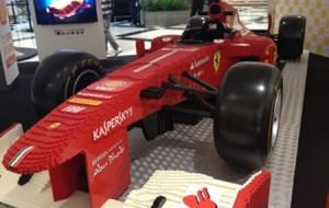 Promoção Raízen em parceria com a Lego e a Ferrari