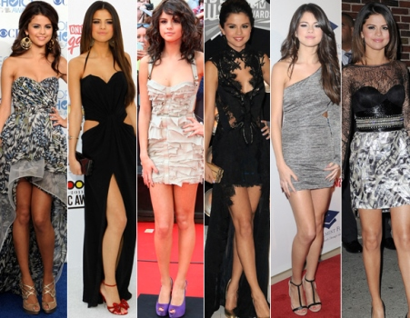 661469 Vestidos de Selena Gomez fotos Vestidos de Selena Gomez: fotos