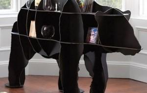 Fotos de móveis inusitados