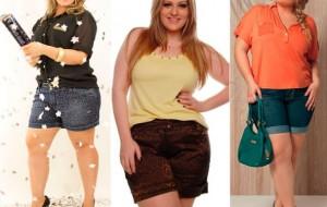 Moda plus size: dicas para usar shorts
