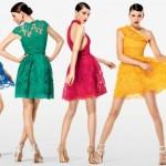 664242 Vestidos de renda coloridos modelos fotos.1 150x150 Vestidos de renda coloridos: modelos, fotos
