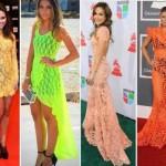 664242 Vestidos de renda coloridos modelos fotos.5 150x150 Vestidos de renda coloridos: modelos, fotos