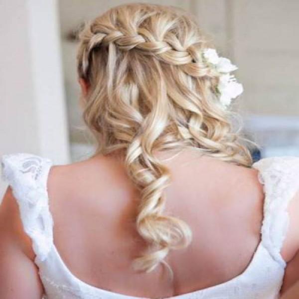 664472 Penteados simples e fáceis para noivas dicas fotos.3 600x600 Penteados simples e fáceis para noivas: dicas, fotos