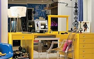 Penteadeira na decoração-modelos, fotos.1