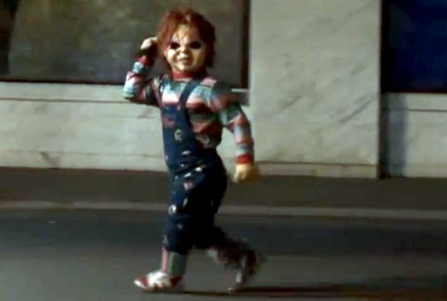 665790 Pegadinha do Chucky do Silvio Santos 01 Pegadinha do Chucky do Silvio Santos