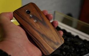Moto X com acabamento em madeira: preço, onde comprar