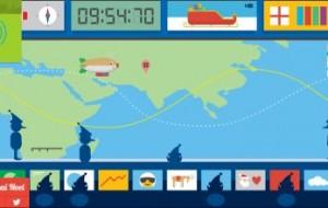 Ferramenta do Google permite rastrear o Papai Noel