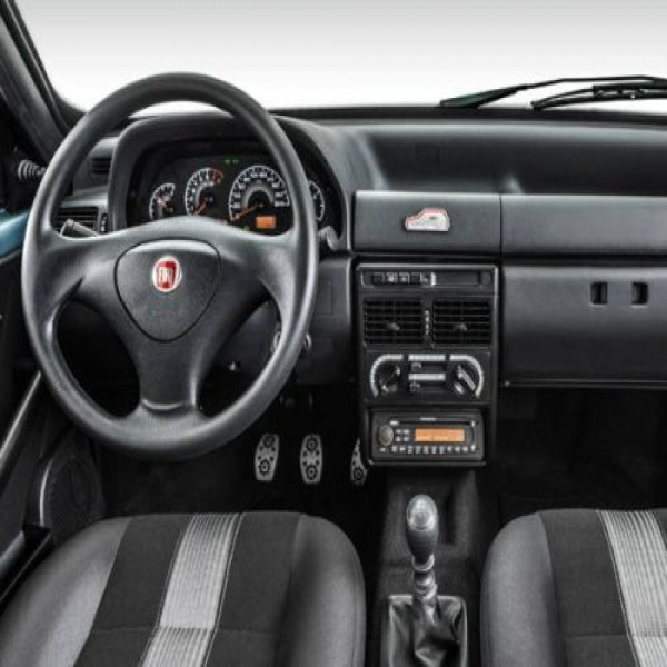668869 fiat grazie mille versao especial de despedida do uno mille 1 600x600 Fiat Grazie Mille: versão especial de despedida do Uno Mille