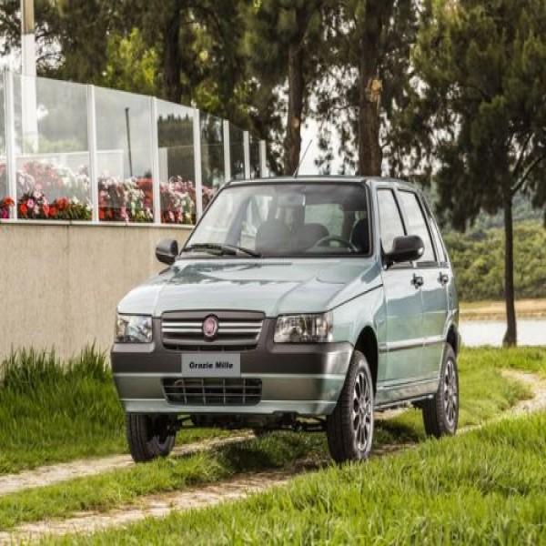 668869 fiat grazie mille versao especial de despedida do uno mille 600x600 Fiat Grazie Mille: versão especial de despedida do Uno Mille