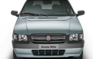 Fiat Grazie Mille: versão especial de despedida do Uno Mille
