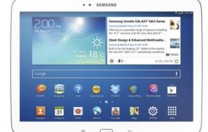 Novos tablets da Samsung para 2014
