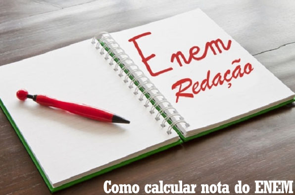 Aprenda a calcular a nota do enem