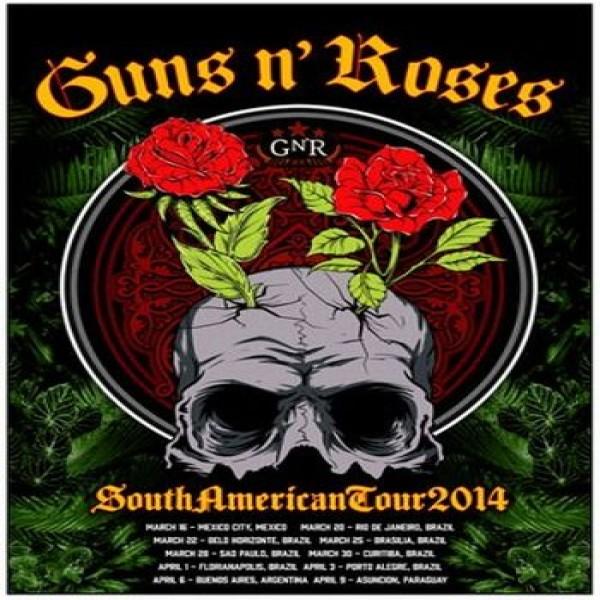 670244 shows do guns n roses no brasil em 2014 600x600 Shows do Guns N' Roses no Brasil em 2014