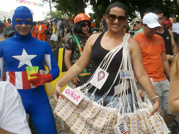 670675 Fantasias criativas de Carnaval 2014 Fantasias Criativas de Carnaval 2014
