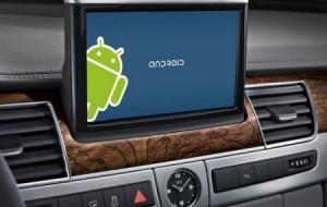 Google faz parceria com montadoras para instalar Android em carros