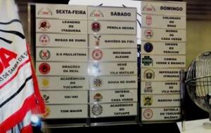 Ordem dos desfiles das escolas de samba SP 2014