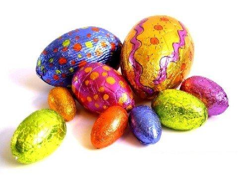 671 Receitas de Ovos de Páscoa Caseiros 02 Receitas de Ovos de Páscoa Caseiros