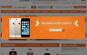 Nextel venderá novos iPhones no Brasil