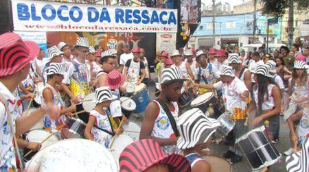 Os principais blocos de carnaval de São Paulo